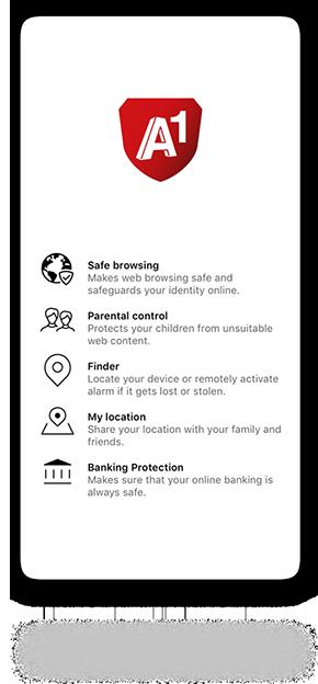 Slika mobilne aplikacije